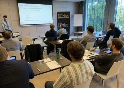 Konferencja SCS 2019 Open Integration Framework