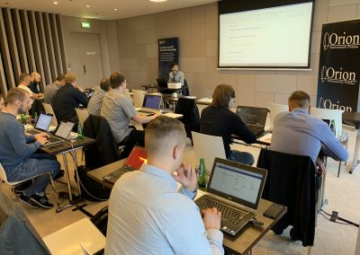Konferencja SCS 2019 IncMan system
