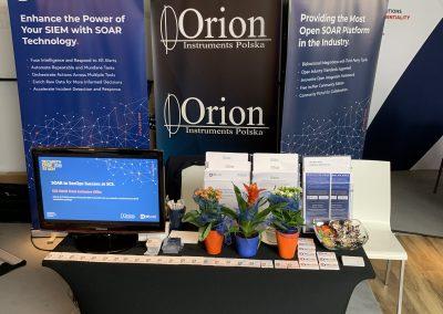 Konferencja SCS 2019 Orion Instruments Polska