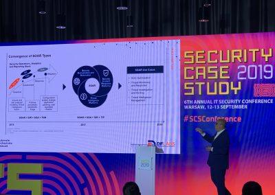 Konferencja SCS 2019 SOAR